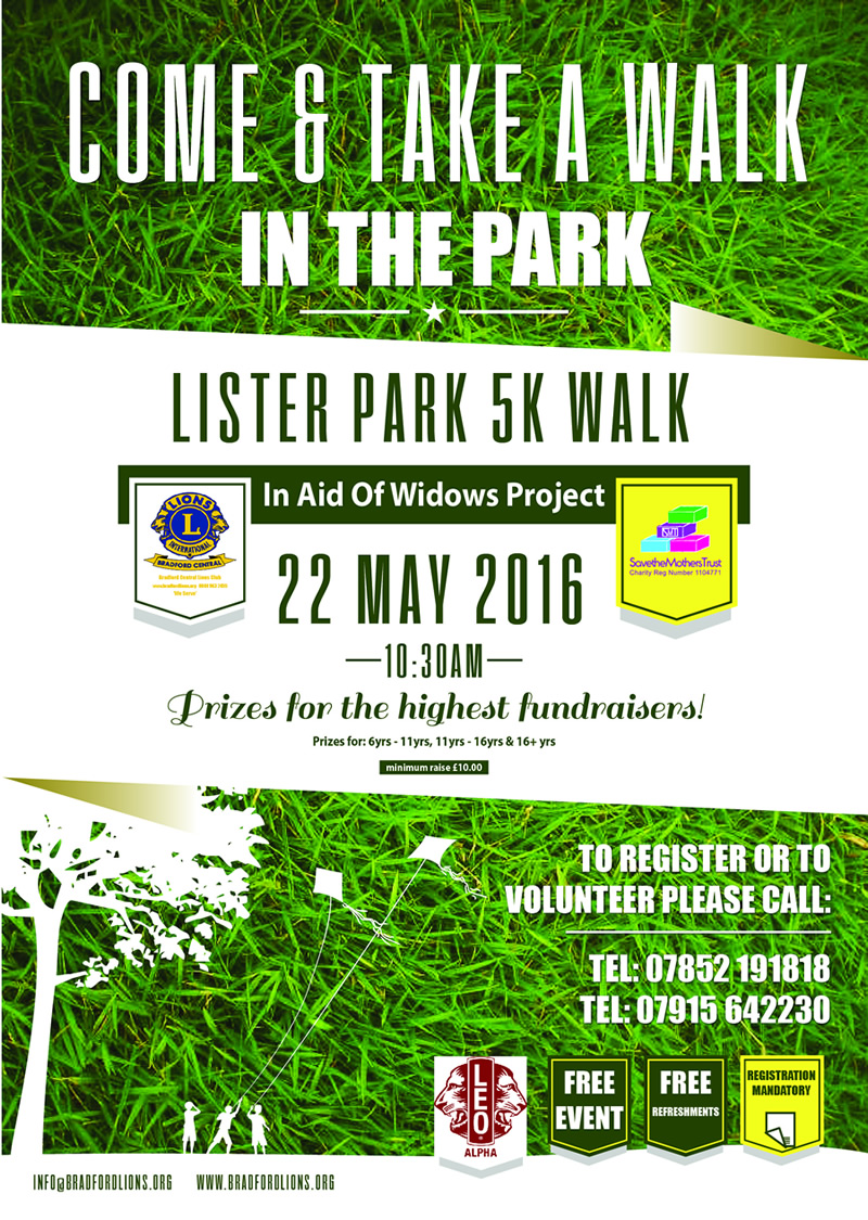 Lions Club - Lister Park Walk Poster 2016-small